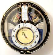 Seiko Quartz Wall Clock