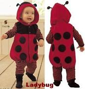 Baby Ladybird Outfit