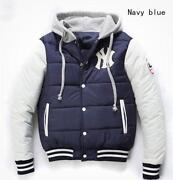 Mens Navy Blue Jacket