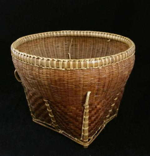 Basket Weaving Of Ifugao : Philippine basket