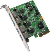 USB 3 PCI Card