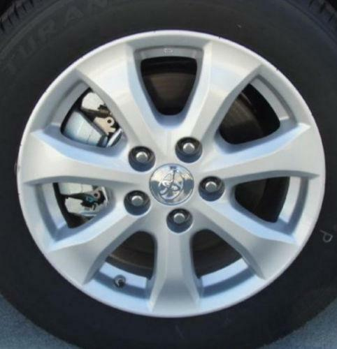 Toyota Camry 16 Alloy Wheels Ebay