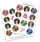 1 Direction Cake Toppers