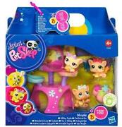Littlest Pet Shop Triplets