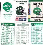 NFL Schedules