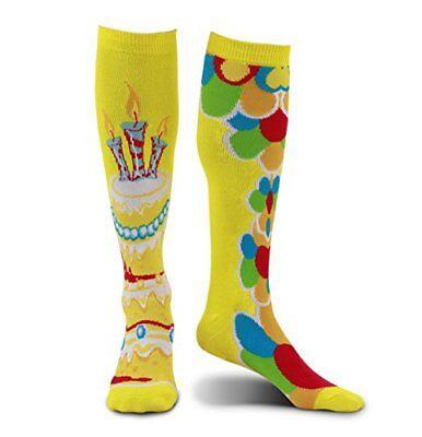 elope Knee-High Mismatched Celebration Socks](Celebrate Costumes)