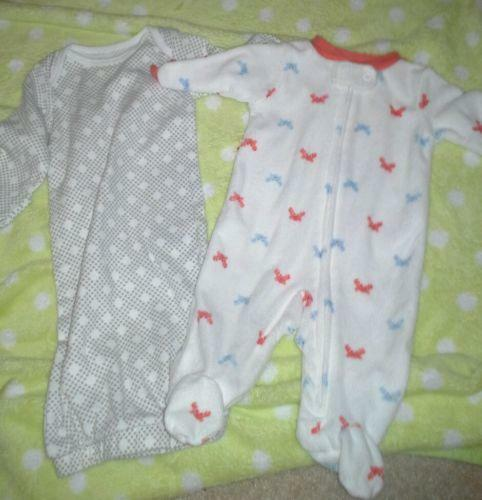 Neutral Baby Clothes Lot