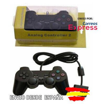 Mando con Cable Compatible con PlayStation 2 PS2/ PS One / PSII...