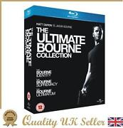 The Ultimate Bourne Collection Blu Ray