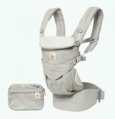NEW Ergo 360 All Positions Baby Carrier - Pearl Grey