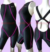 Girls Racing Swimwear