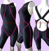 Girls Racing Swimwear