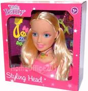 Girls Styling Head
