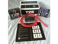 T25 Workout DVD set