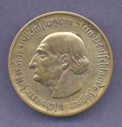 My German Finances: German Notgeld Coins