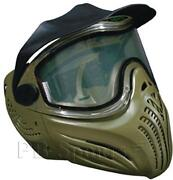 Thermal Lens Paintball Mask
