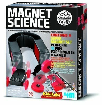 Science Toys (Magnet Science Kit For Kids Educational Toys Project Experiment Girls Boy Age)
