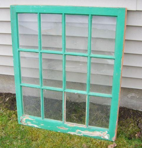 12 Pane Window Ebay