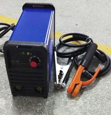 110v 200a Igbt Inverter Mmaarc Welder 3.2 Rod Welding Machine All Accessories