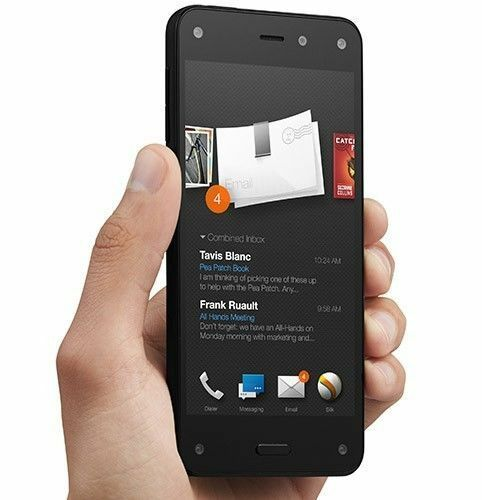 New Amazon Fire Phone Specs