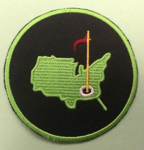 masters golf patch