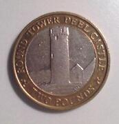 Isle of Man £2 Coin