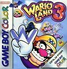 Wario Land 3 Video Games