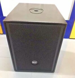 "RCF ART 902-AS Active Sub 12"" ""1000 Watt RMS"" 2000 Peak"