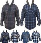 Sherpa Fleece Jackets for Men
