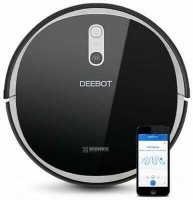 New Ecovacs DEEBOT 711 Robot Vacuum Cleaner Smart Navi 2.0, Systematic Mapping