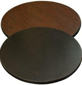 round table top. 36 round table top