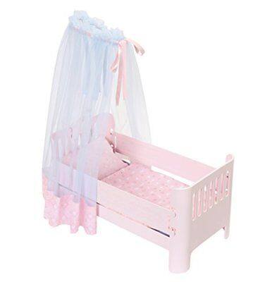 Zapf Creation Baby Annabell Sweet Dreams Doll Bed Toy Playset for sale  Shipping to United States