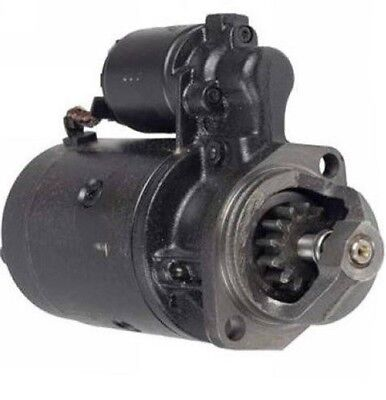 NEW STARTER FOR BOMAG COMPACTOR BW90A HATZ Z790 1973-ON  057-109-89, 057-260-08