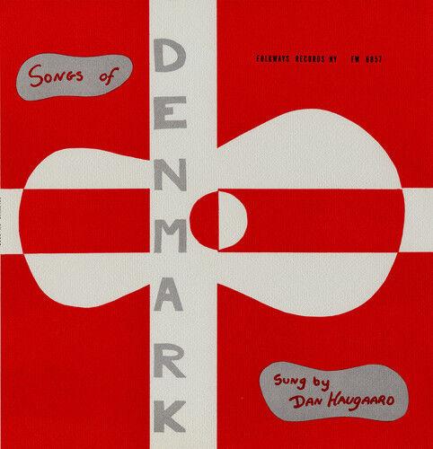 Dan Haugaard - Danish Folk Songs [New CD]