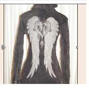 Hoodie with Wings