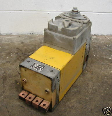 Goodrich 120kva 440v Welder Transformer F44120b678w-used