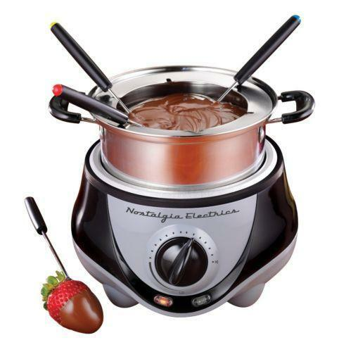 Electric Fondue Set Ebay