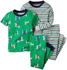 Carter's Pajama Sets 10 Size Sleepwear (Sizes 4 & Up) for Boys