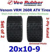 ATV Tires 20-10-9