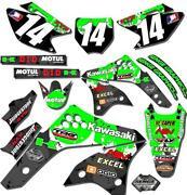 KLX 125 Graphics