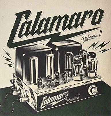 Andres Calamaro   Volumen 11  New Vinyl Lp  With Cd  Spain   Import