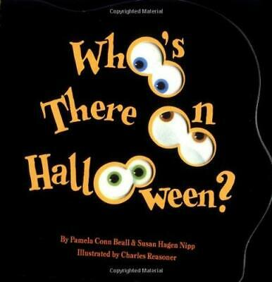 Who's There on Halloween? by Beall, Pamela Conn  - Who There On Halloween Book