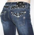 Miss Me Jeans Flower