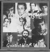 Lou Christie CD
