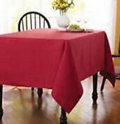 Vinyl Tablecloth