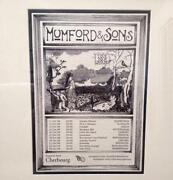 Mumford and Sons Signed