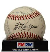 New York Mets Team Signed Baseball