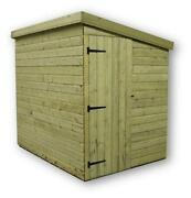 8x4 Shed