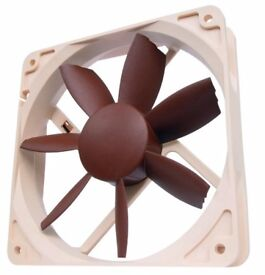 Noctua NF-S12 Ultra Quiet 120mm Cooling Fan