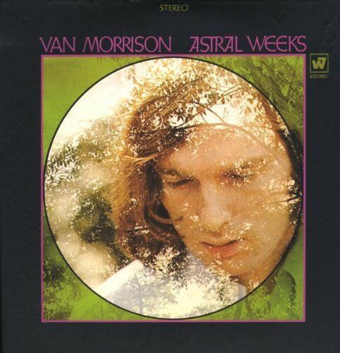 VAN MORRISON ASTRAL WEEKS REMASTERED CD ALBUM (Released October 30th 2015)